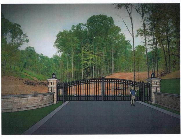 Majestic Oak Way, Knoxville, TN 37918 (#1037901) :: Billy Houston Group
