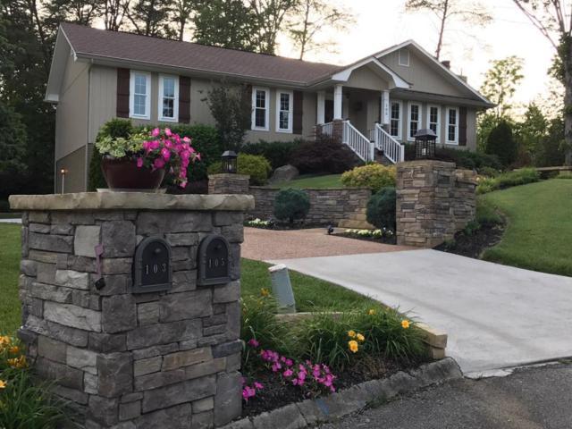 105 Hartford Place, Oak Ridge, TN 37830 (#1038646) :: Billy Houston Group