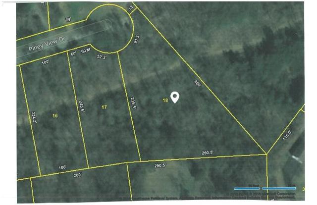 Lot 18 Piney View Drive, Spring City, TN 37381 (#1038964) :: Billy Houston Group