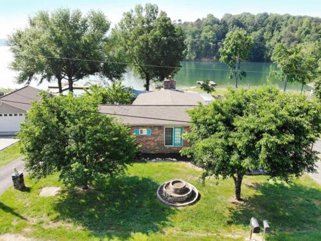 2181 Riverview Drive, Dandridge, TN 37725 (#1042308) :: Billy Houston Group