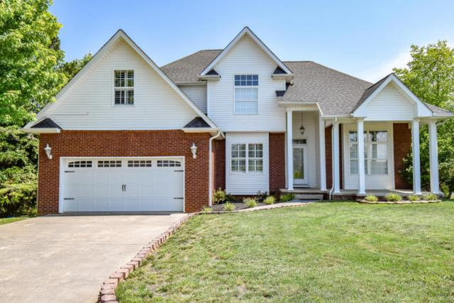 842 Pinnacle Drive Drive, Dandridge, TN 37725 (#1042427) :: Billy Houston Group