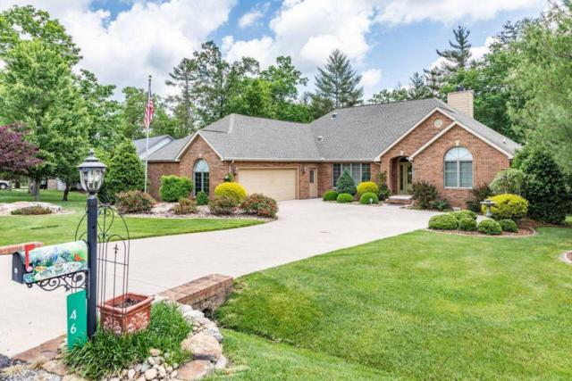 46 Roundstone Terrace, Fairfield Glade, TN 38558 (#1042866) :: Shannon Foster Boline Group