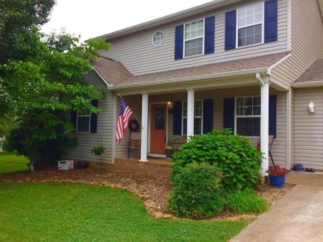 413 Hiddenbrook Lane, Maryville, TN 37804 (#1048616) :: Billy Houston Group