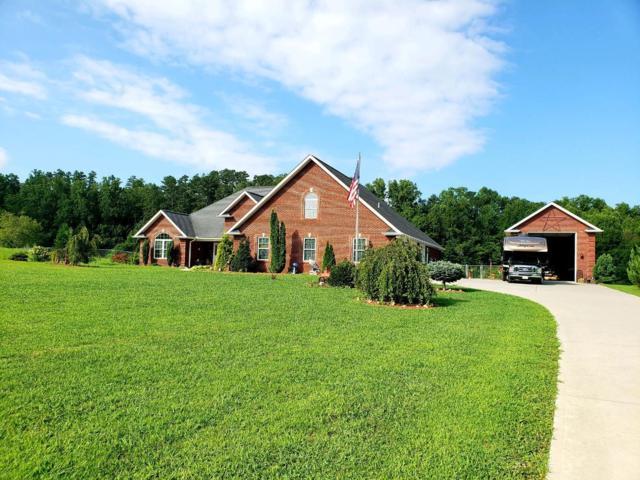 110 County Line Rd, Dandridge, TN 37725 (#1050941) :: Billy Houston Group