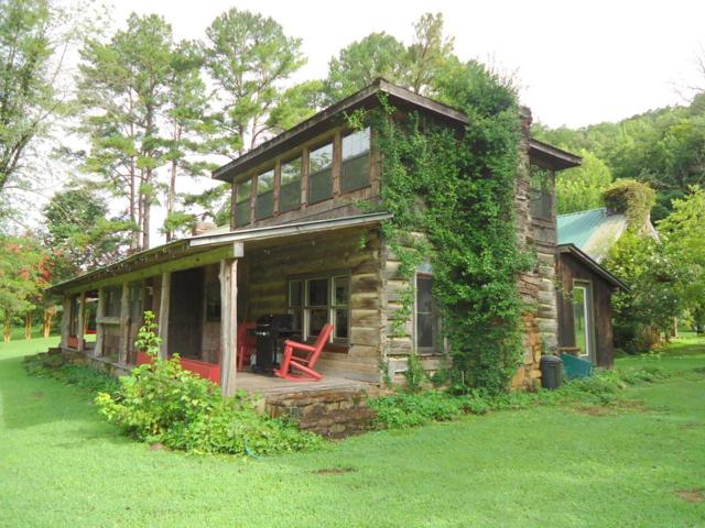 222 Rafter Road Rd, Tellico Plains, TN 37385 (#1051833) :: Billy Houston Group