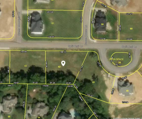Lot 42 Split Rail Lane, Knoxville, TN 37934 (#1052994) :: Billy Houston Group