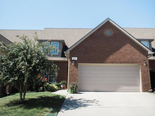 845 Meadow Walk Lane, Lenoir City, TN 37772 (#1056551) :: Billy Houston Group