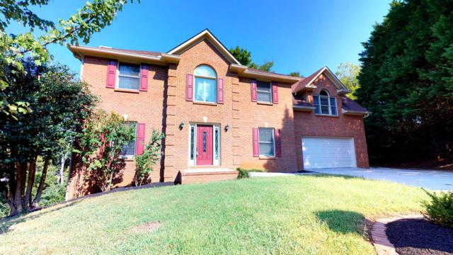 103 Tate Point, Knoxville, TN 37923 (#1056772) :: Billy Houston Group