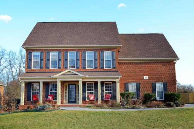 606 Rockwell Farm Lane, Knoxville, TN 37934 (#1061440) :: Shannon Foster Boline Group