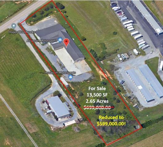 3707 Louisville Rd, Louisville, TN 37777 (#1067392) :: The Creel Group | Keller Williams Realty