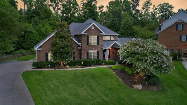 12717 Shady Ridge Lane, Knoxville, TN 37934 (#1067631) :: Shannon Foster Boline Group