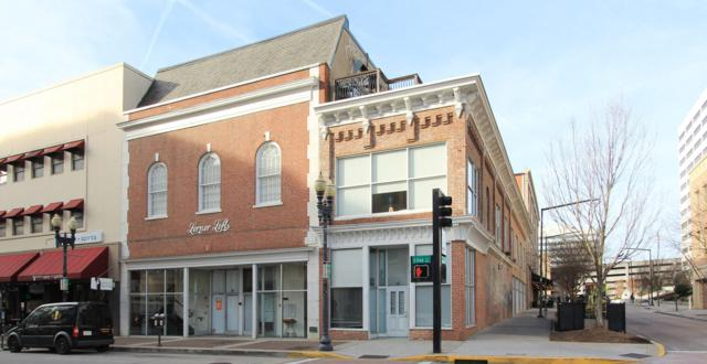 403 S Gay St #203, Knoxville, TN 37902 (#1069876) :: The Creel Group | Keller Williams Realty