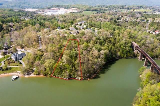 Lot 26 Bluff Trace, Jacksboro, TN 37757 (#1071304) :: Cindy Kraus Group   Realty Executives Associates