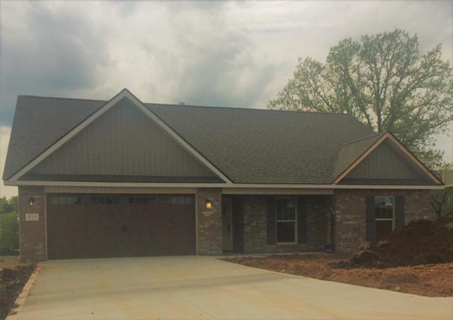 215 Montgomery Farms Drive, Friendsville, TN 37737 (#1072155) :: Billy Houston Group