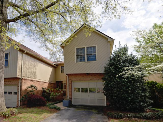8600 Olde Colony Tr #101, Knoxville, TN 37923 (#1075792) :: Billy Houston Group