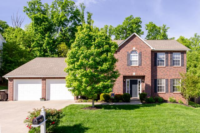 709 Mountain Pass Lane, Knoxville, TN 37923 (#1077818) :: The Creel Group | Keller Williams Realty