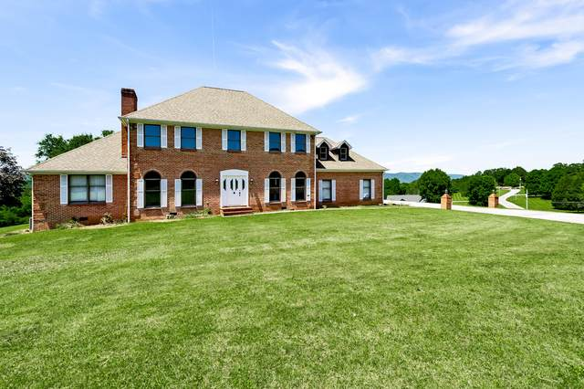 147 Foothills Drive, Rockwood, TN 37854 (#1085792) :: Exit Real Estate Professionals Network