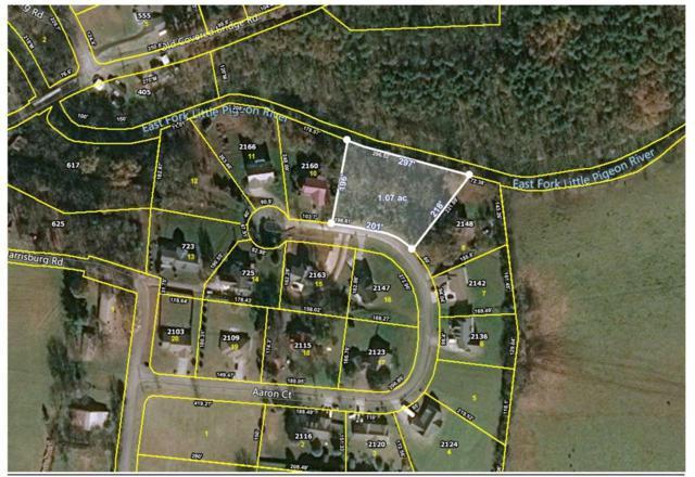 Lot 9 Aaron Ct., Sevierville, TN 37876 (#1089479) :: The Terrell Team