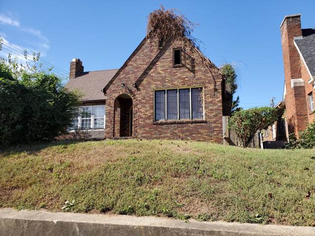 2501 Martin Luther King Jr. Ave. Ave, Knoxville, TN 37914 (#1090983) :: Realty Executives