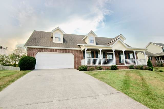 945 Carter Springs Drive, Maryville, TN 37801 (#1094604) :: Shannon Foster Boline Group