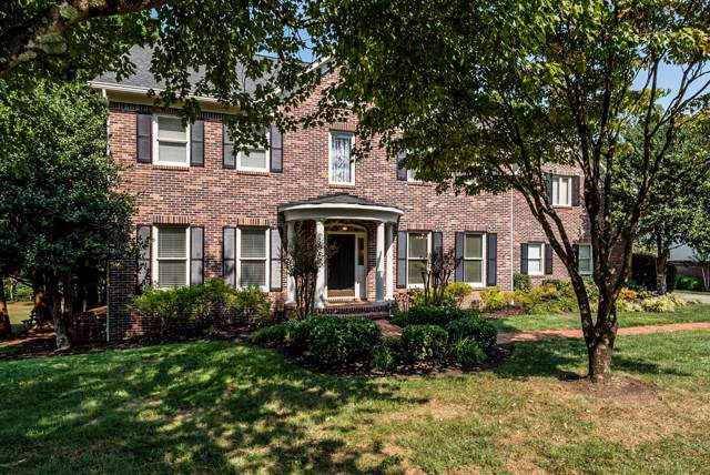 7009 Old Kent Drive, Knoxville, TN 37919 (#1096377) :: Billy Houston Group