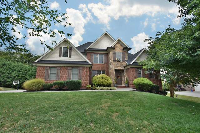 11830 Abners Ridge Drive, Knoxville, TN 37934 (#1096730) :: Billy Houston Group
