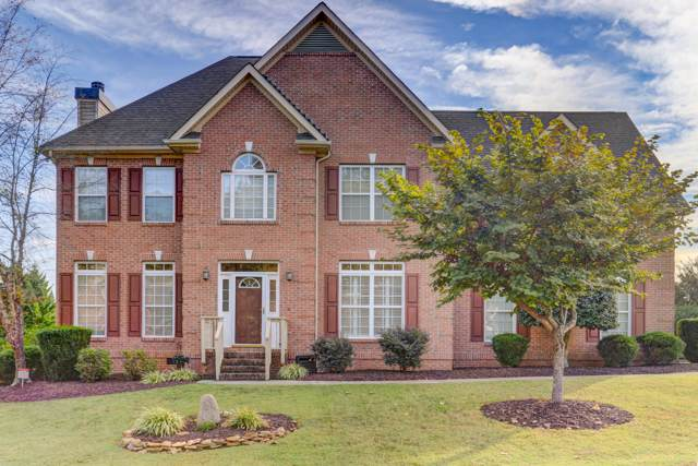 12826 Heathland Drive, Knoxville, TN 37934 (#1096965) :: Realty Executives