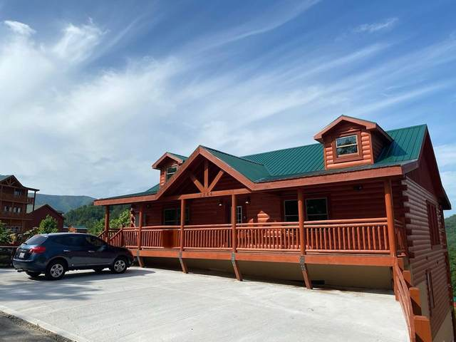 3270 Lonesome Pine Way, Sevierville, TN 37862 (#1097223) :: Billy Houston Group