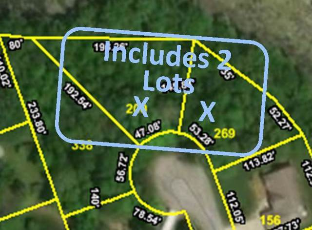 116 & 118 Kaw Court, Crossville, TN 38572 (#1097331) :: Billy Houston Group