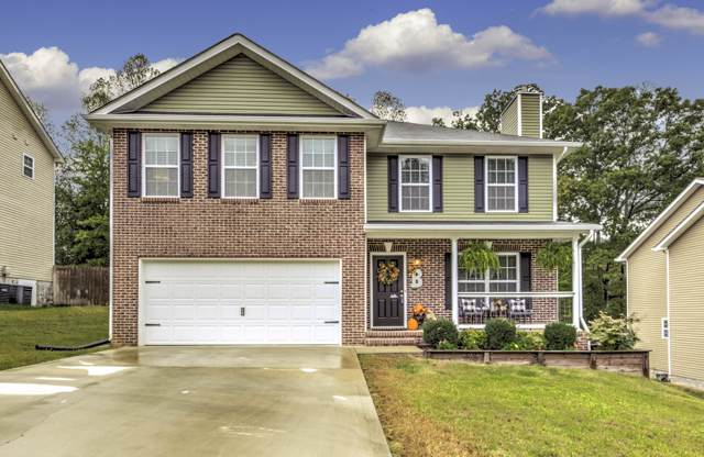 1715 Thebes Lane, Powell, TN 37849 (#1097746) :: The Cook Team