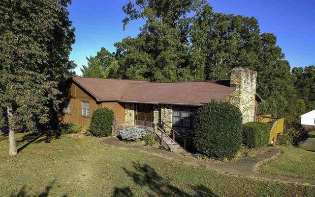 1242 Stonewall Jackson Drive, Dandridge, TN 37725 (#1097883) :: Billy Houston Group