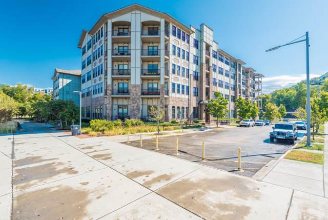 445 W Blount Ave #204, Knoxville, TN 37920 (#1098217) :: The Creel Group | Keller Williams Realty