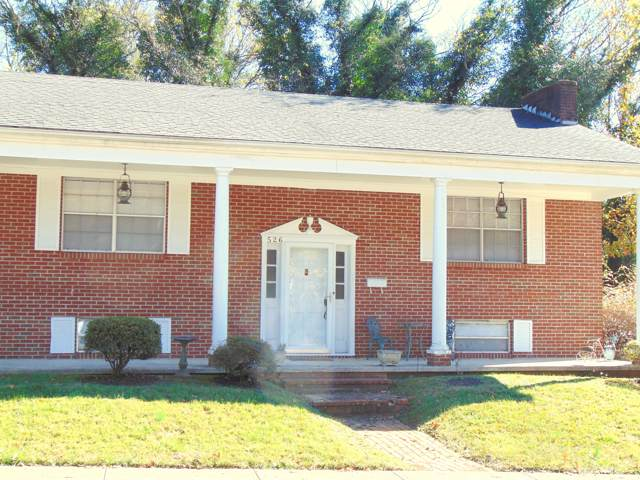 526 Margrave St, Harriman, TN 37748 (#1099539) :: SMOKY's Real Estate LLC