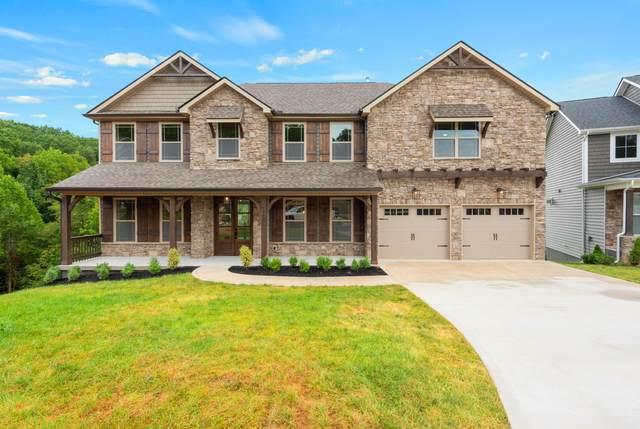 1905 Highlands Ridge Lane, Lot 41, Knoxville, TN 37932 (#1099988) :: Venture Real Estate Services, Inc.