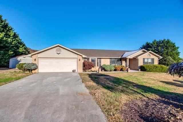 1122 Eagle View Drive, Kodak, TN 37764 (#1100811) :: SMOKY's Real Estate LLC