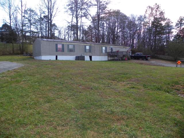495 & 493 Back Valley Rd, Oliver Springs, TN 37840 (#1102620) :: Billy Houston Group