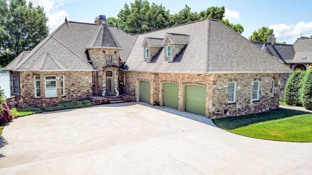 275 Rock Point Drive, Vonore, TN 37885 (#1105220) :: Shannon Foster Boline Group