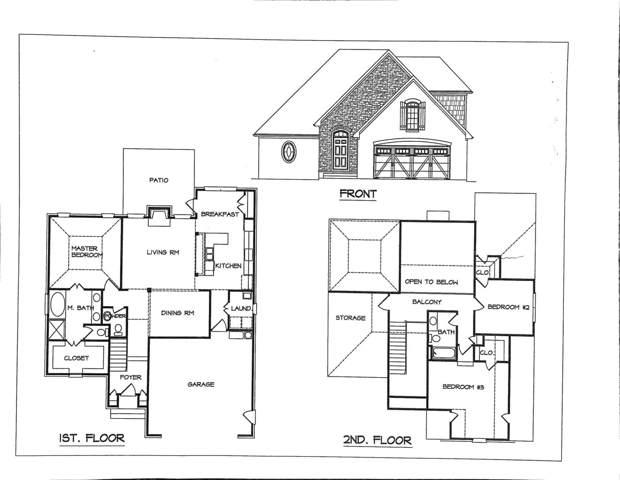2203 Villa Garden Way, Knoxville, TN 37932 (#1106186) :: Billy Houston Group
