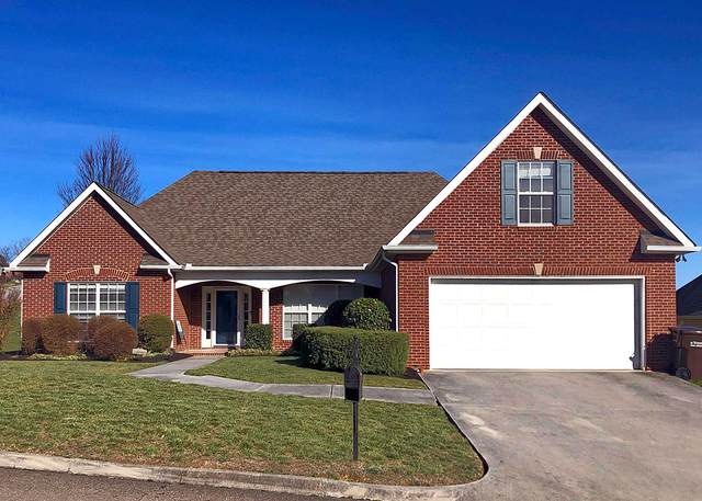 808 Heathgate  Road Rd, Knoxville, TN 37922 (#1106707) :: Exit Real Estate Professionals Network