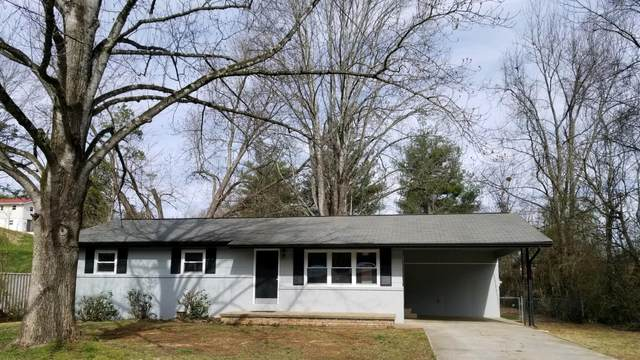 416 Humphrey Drive, Seymour, TN 37865 (#1107626) :: Catrina Foster Group