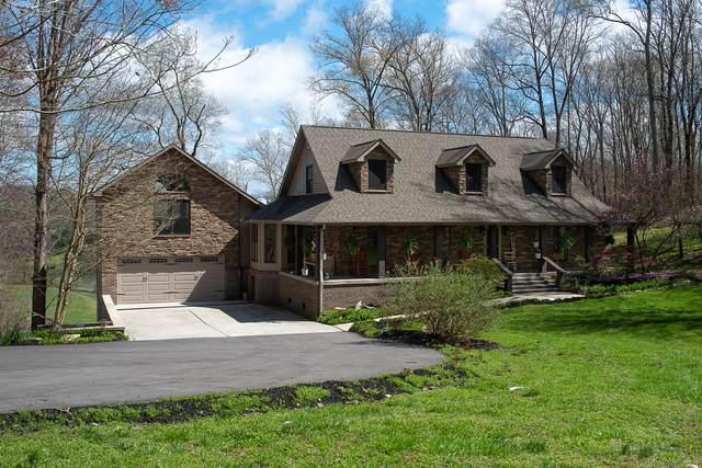456 Lewallen Hollow Lane, Clinton, TN 37716 (#1110516) :: Billy Houston Group