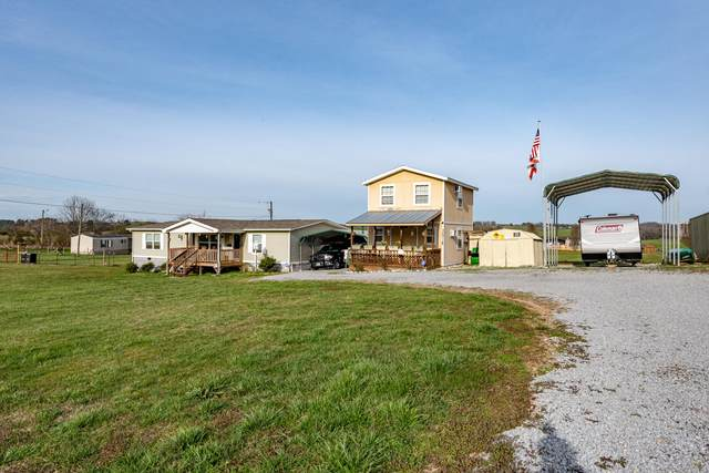 3291 Sweetwater Vonore Rd, Sweetwater, TN 37874 (#1110942) :: Catrina Foster Group