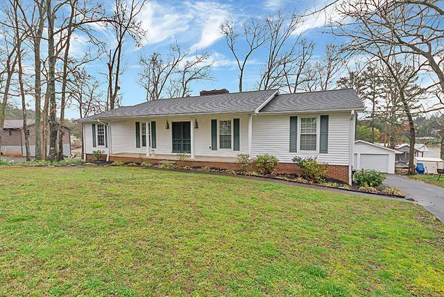 4317 W Cove Drive, Louisville, TN 37777 (#1111082) :: Catrina Foster Group