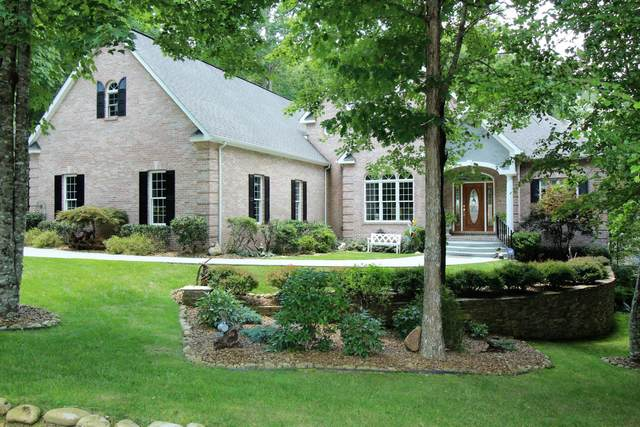 15 Mariners Point, Fairfield Glade, TN 38558 (#1111271) :: Venture Real Estate Services, Inc.