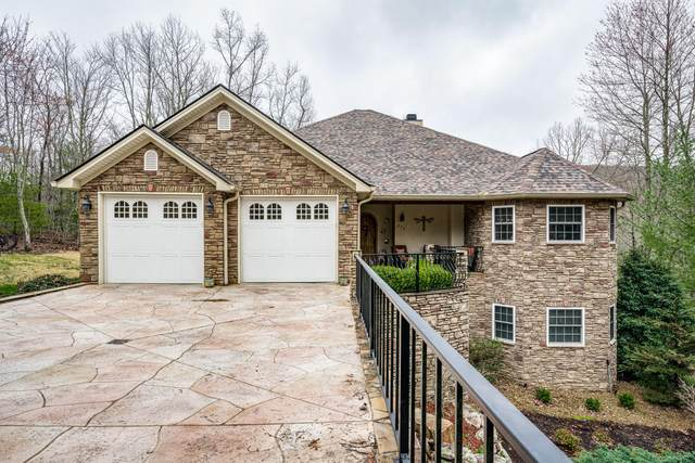 270 Rotherham Drive, Fairfield Glade, TN 38558 (#1111679) :: Venture Real Estate Services, Inc.