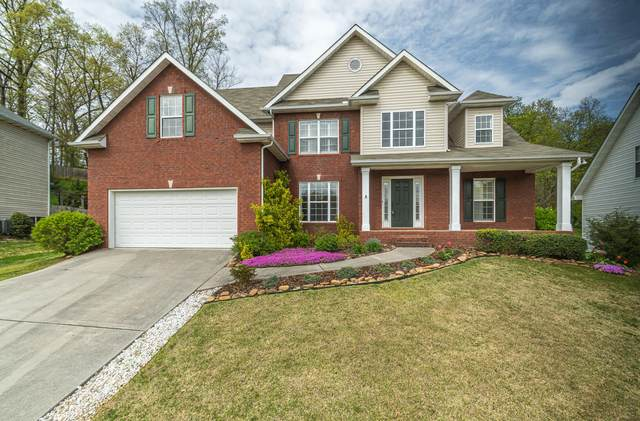 10017 Madison Ridge Lane, Knoxville, TN 37922 (#1112022) :: The Sands Group
