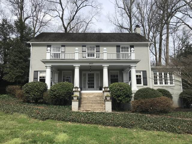 6915 Stone Mill Drive, Knoxville, TN 37919 (#1112188) :: Shannon Foster Boline Group