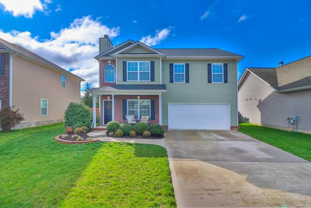 8548 Golden Cloud Lane, Knoxville, TN 37931 (#1112226) :: Catrina Foster Group