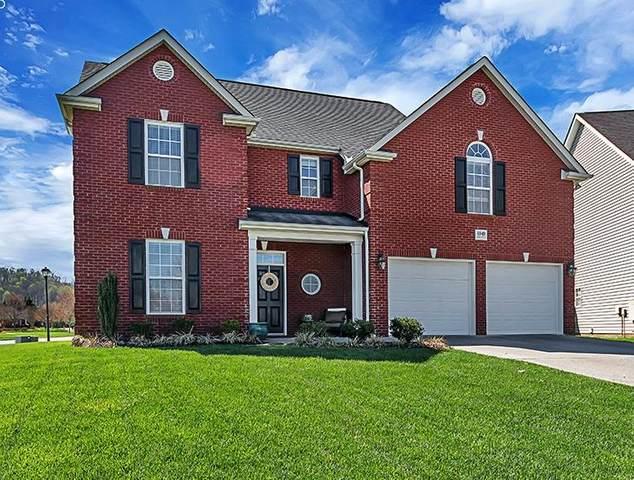 6949 Wyndham Pointe Lane, Knoxville, TN 37931 (#1112468) :: Billy Houston Group