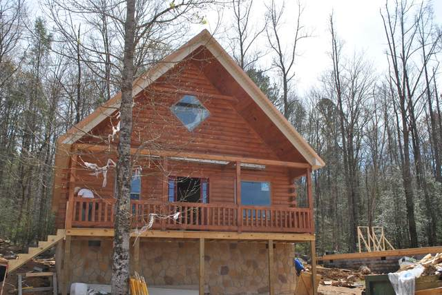 246 Forrest Loop Way, Gatlinburg, TN 37738 (#1112928) :: Billy Houston Group
